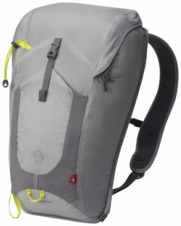 Mountain Hardwear Rainshadow 18 OutDry Mountain Hardwear Rainshadow 18 OutDry Farbe / color: grey ice ()