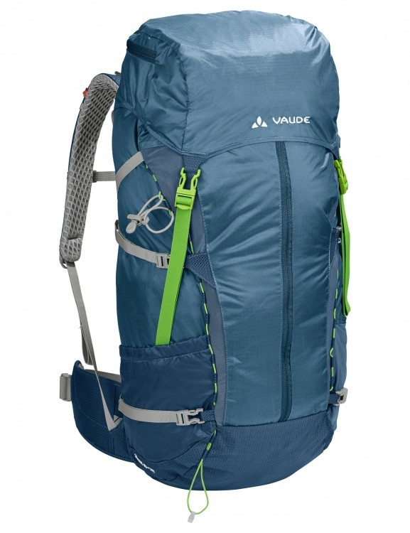 VAUDE Zerum 48+ LW VAUDE Zerum 48+ LW Farbe / color: foggy blue ()