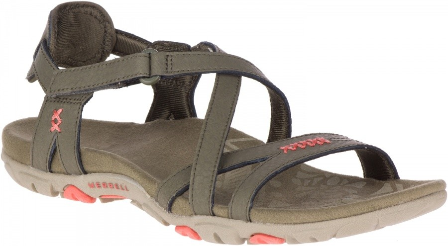 Merrell Sandspur Rose LTR Merrell Sandspur Rose LTR Farbe / color: olive ()
