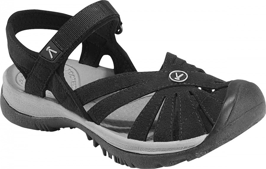 Keen Women Rose Sandal Keen Women Rose Sandal Farbe / color: black/neutral gray ()
