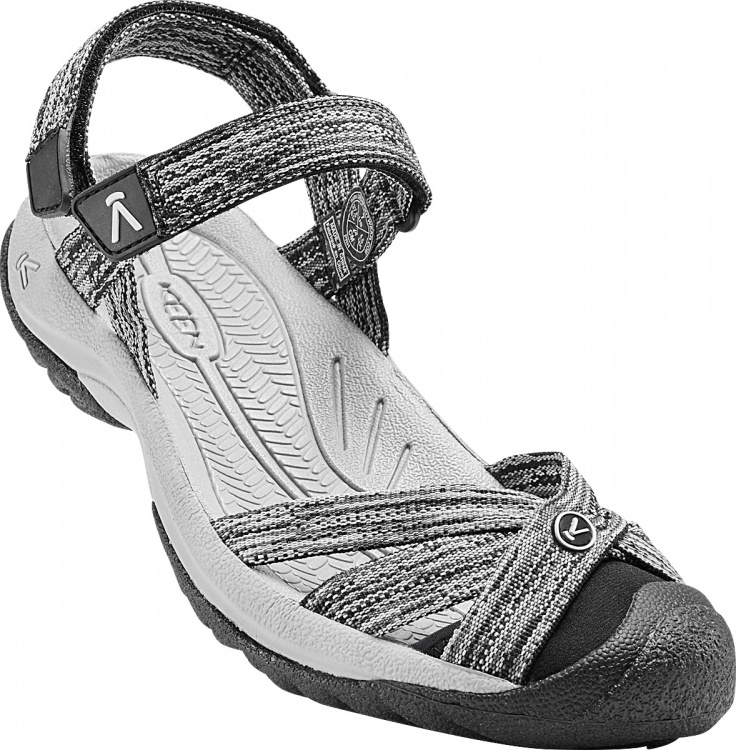 Keen Women Bali Strap Keen Women Bali Strap Farbe / color: neutral gray/black ()