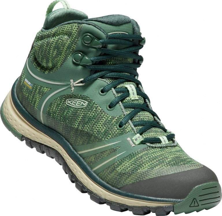 Keen Women Terradora Mid WP Keen Women Terradora Mid WP Farbe / color: duck green/quiet green ()