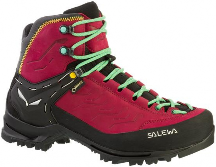SALEWA Womens Rapace GTX SALEWA Womens Rapace GTX Farbe / color: tawny port/limelight ()