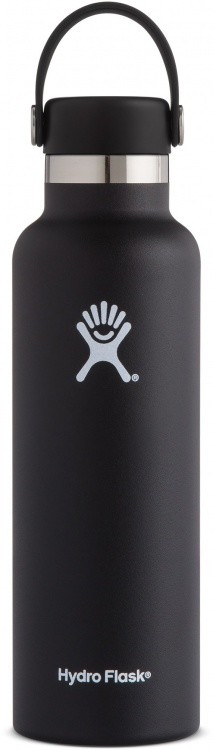 Hydro Flask Standard Mouth Hydro Flask Flex Cap Hydro Flask Standard Mouth Hydro Flask Flex Cap Farbe / color: black ()