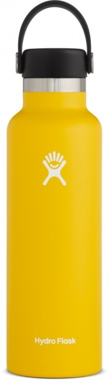 Hydro Flask Standard Mouth Hydro Flask Flex Cap Hydro Flask Standard Mouth Hydro Flask Flex Cap Farbe / color: sunflower ()