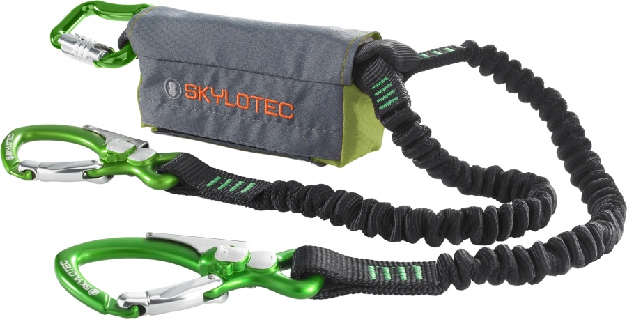 SKYLOTEC Skysafe Sam SKYLOTEC Skysafe Sam Farbe / color: black/green ()