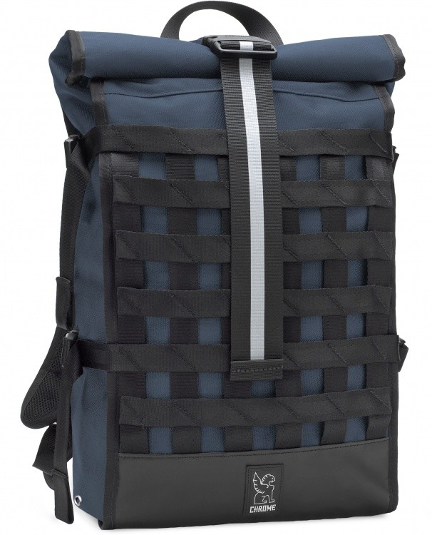 Chrome Barrage Cargo Backpack Chrome Barrage Cargo Backpack Farbe / color: indigo/black ()
