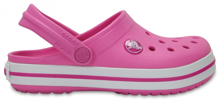 Crocs Kids Crocband Clog Crocs Kids Crocband Clog Farbe / color: party pink ()