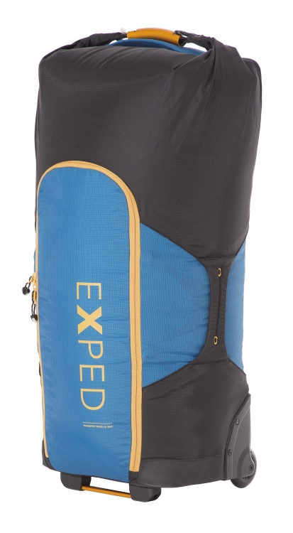 Exped Transfer Wheelie Bag Exped Transfer Wheelie Bag Farbe / color: black/deep sea blue ()