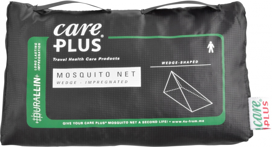 carePlus Mosquito Net Wedge Durallin carePlus Mosquito Net Wedge Durallin Mosquito Net Wedge Durallin ()