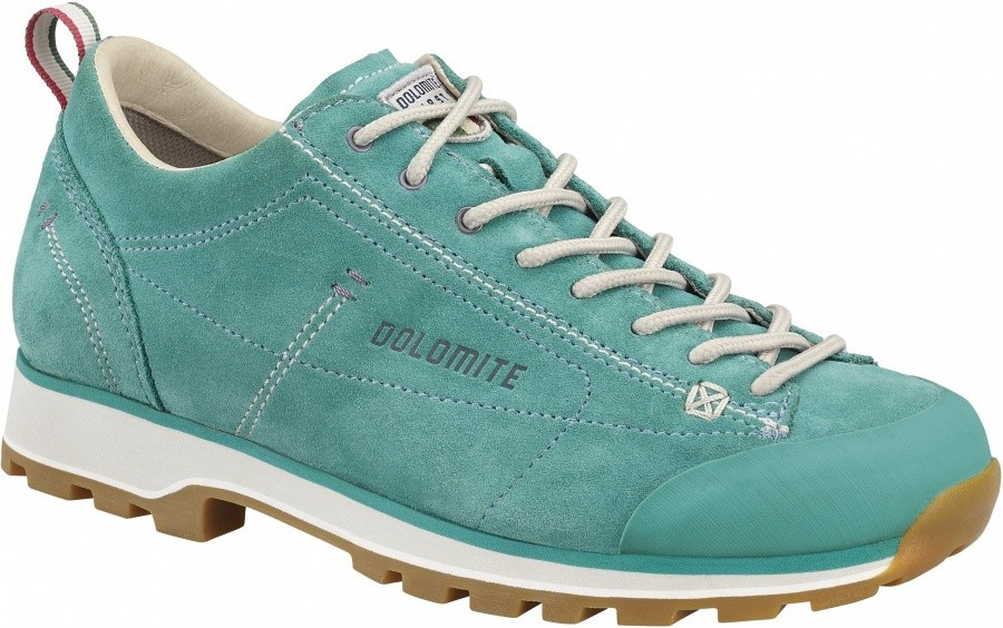 Dolomite CinquantaQuattro Low Women Dolomite CinquantaQuattro Low Women Farbe / color: aquamarine green/canape beige ()