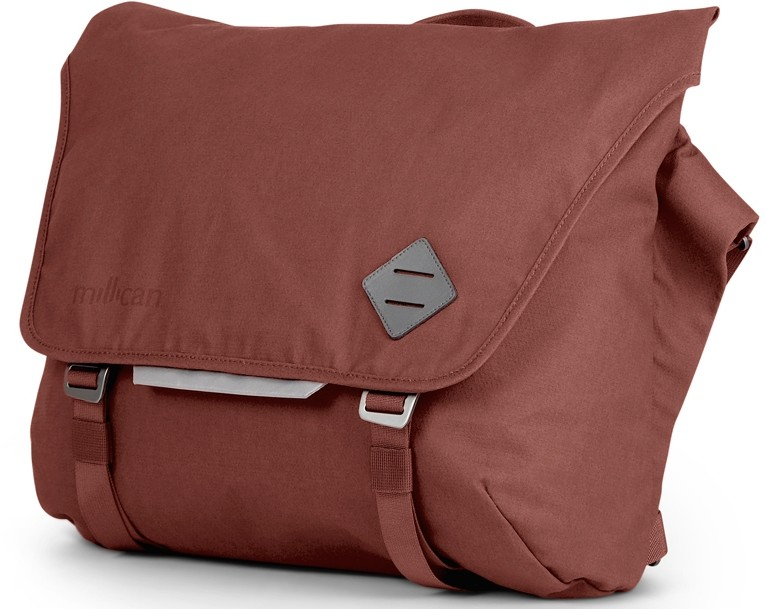 Millican Nick The Messenger Bag 17 L Millican Nick The Messenger Bag 17 L Farbe / color: rust ()