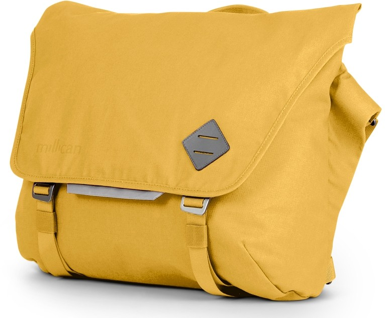 Millican Nick The Messenger Bag 17 L Millican Nick The Messenger Bag 17 L Farbe / color: gorse ()