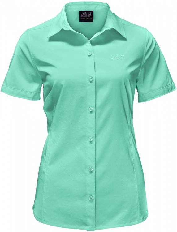 Jack Wolfskin Sonora Shirt Jack Wolfskin Sonora Shirt Farbe / color: pale mint ()
