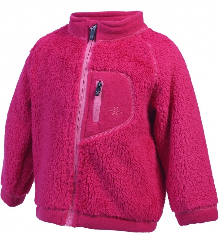 Color Kids Burma Pile Fleece Jacket