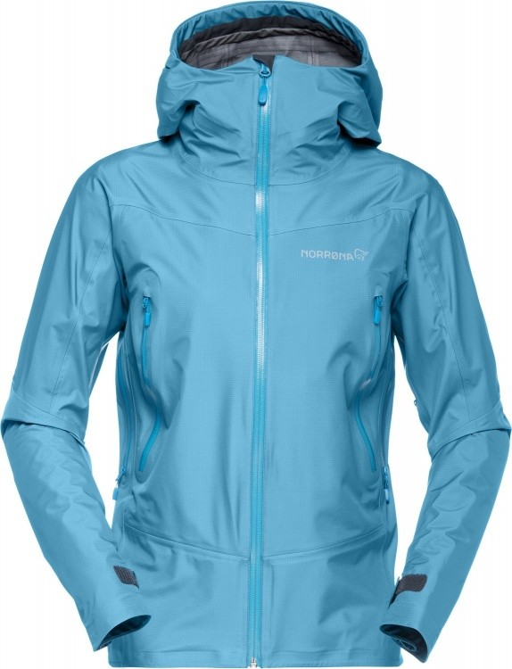 Norrona Falketind Gore-Tex Jacket Women Norrona Falketind Gore-Tex Jacket Women Farbe / color: blue moon ()