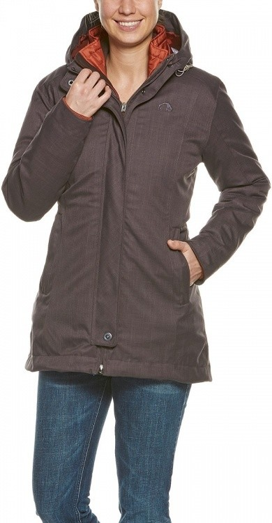 Tatonka Naika Womens 3in1 Coat Tatonka Naika Womens 3in1 Coat Farbe / color: chestnut brown ()