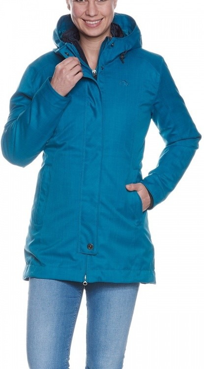 Tatonka Naika Womens 3in1 Coat Tatonka Naika Womens 3in1 Coat Farbe / color: light teal blue ()