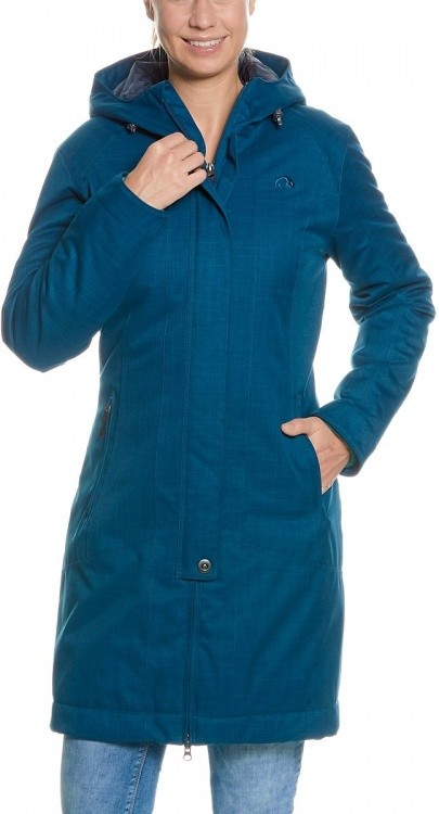 Tatonka Floy Womens Coat Tatonka Floy Womens Coat Farbe / color: nocturne blue ()