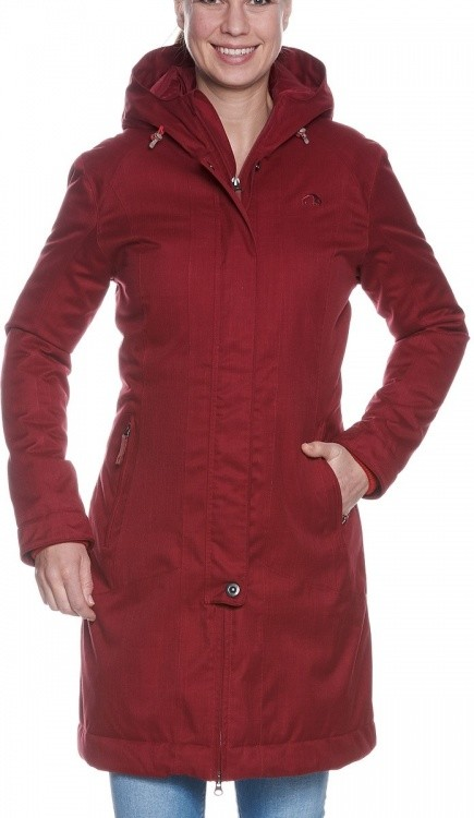 Tatonka Floy Womens Coat Tatonka Floy Womens Coat Farbe / color: cherry red ()