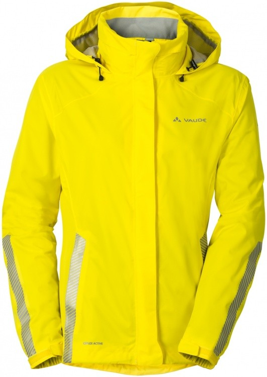 VAUDE Womens Luminum Jacket VAUDE Womens Luminum Jacket Farbe / color: canary ()