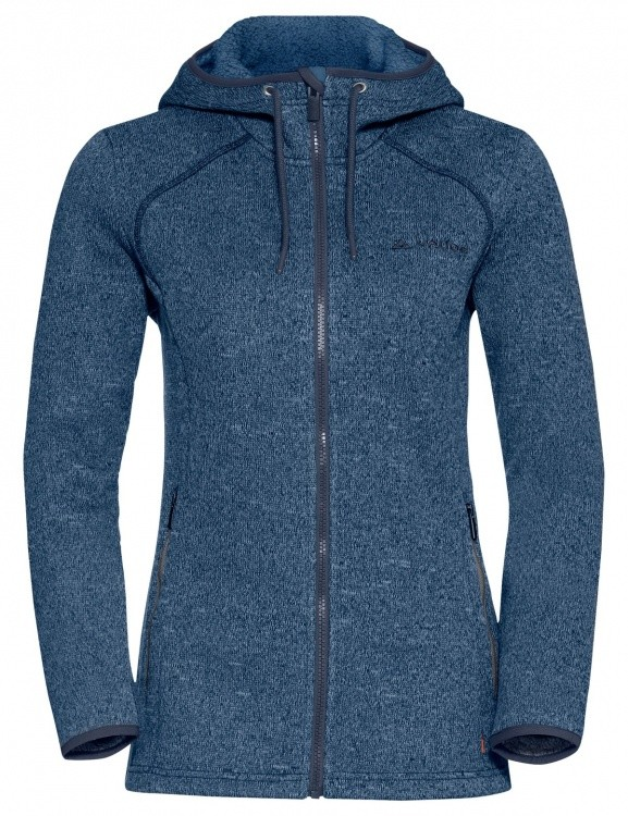 VAUDE Womens Sentino Jacket III VAUDE Womens Sentino Jacket III Farbe / color: fjord blue ()