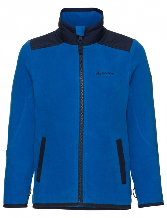 VAUDE Kids Racoon Fleece Jacket VAUDE Kids Racoon Fleece Jacket Farbe / color: blue ()