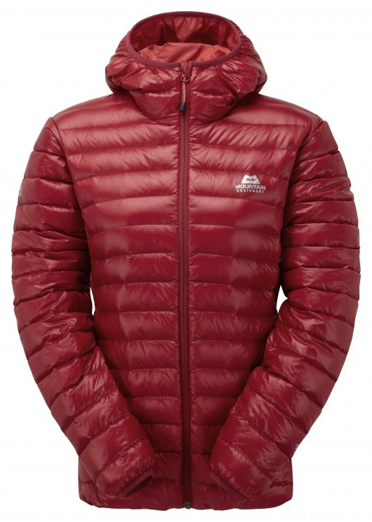 Mountain Equipment Arete Hooded Jacket Womens Mountain Equipment Arete Hooded Jacket Womens Farbe / color: sangria ()