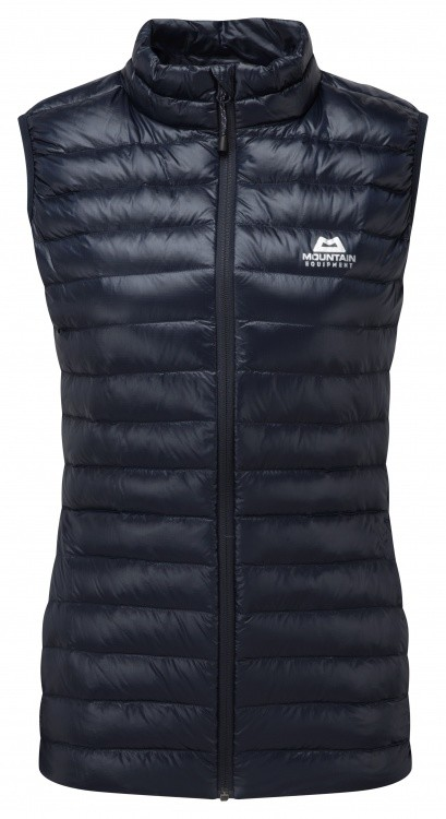 Mountain Equipment Arete Vest Womens Mountain Equipment Arete Vest Womens Farbe / color: cosmos ()