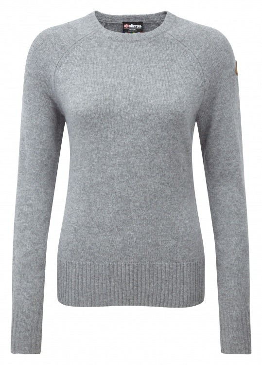 Sherpa Adventure Gear Priya Crew Sweater Women Sherpa Adventure Gear Priya Crew Sweater Women Farbe / color: darjeeling mist ()