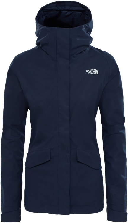 The North Face Womens All Terrain Zip-In Jacket The North Face Womens All Terrain Zip-In Jacket Farbe / color: urban navy ()