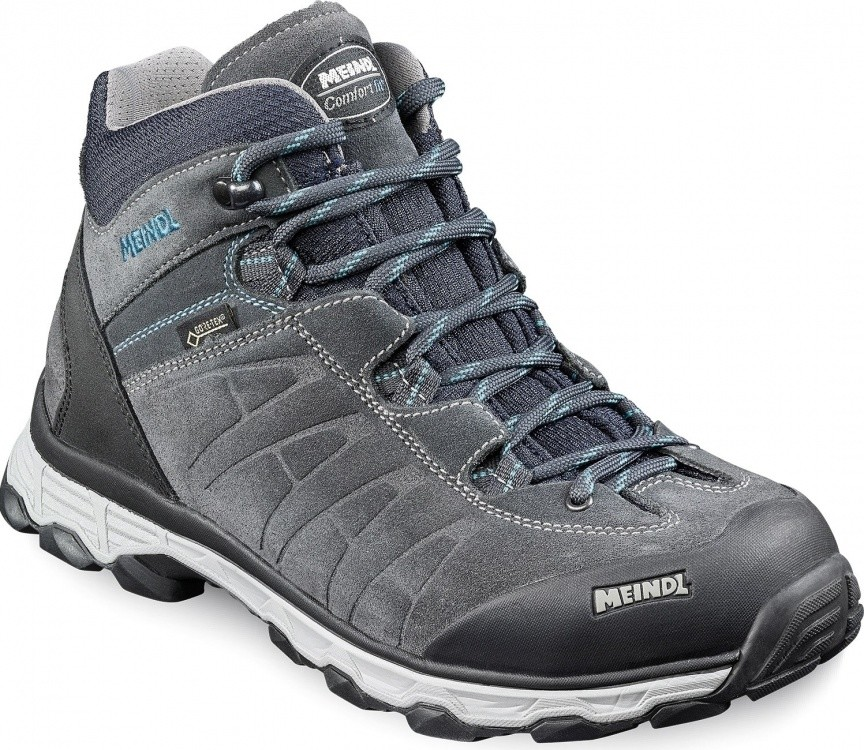 Meindl Asti Lady Mid GTX Meindl Asti Lady Mid GTX Farbe / color: anthrazit/türkis ()