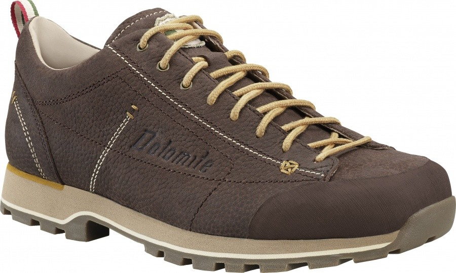 Dolomite CinquantaQuattro Low Leather Dolomite CinquantaQuattro Low Leather Farbe / color: testa di moro ()