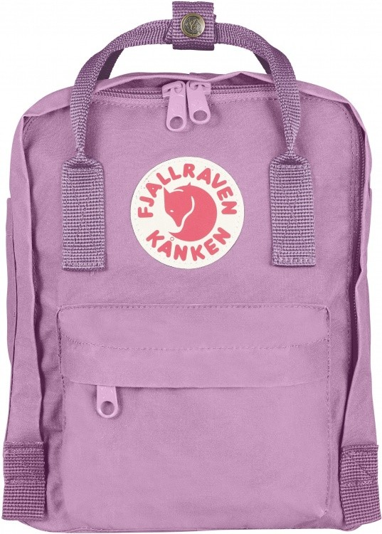 Fjällräven Kanken Mini Pastel Colors Fjällräven Kanken Mini Pastel Colors Farbe / color: orchid ()