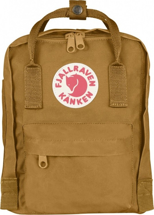 Fjällräven Kanken Mini Pastel Colors Fjällräven Kanken Mini Pastel Colors Farbe / color: acorn ()