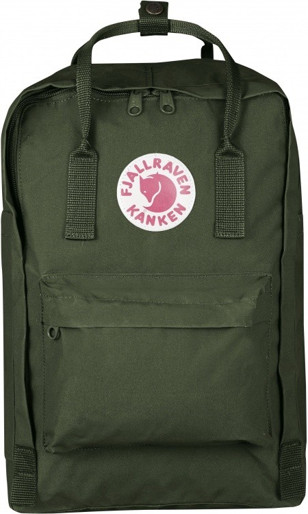 Fjällräven Kanken Laptop Classic Colors Fjällräven Kanken Laptop Classic Colors Farbe / color: forest green ()