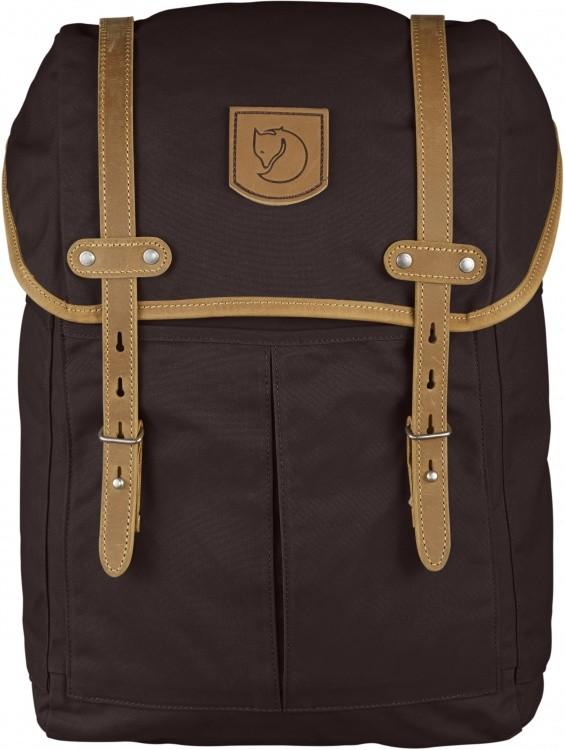 Fjällräven Rucksack No. 21 M Classic Colors Fjällräven Rucksack No. 21 M Classic Colors Farbe / color: hickory brown ()