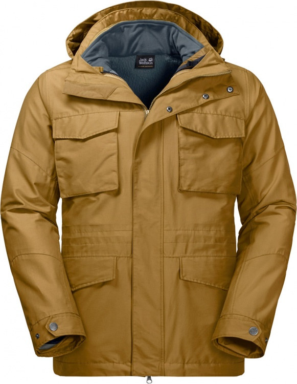 Jack Wolfskin Port Hardy Jack Wolfskin Port Hardy Farbe / color: golden amber ()