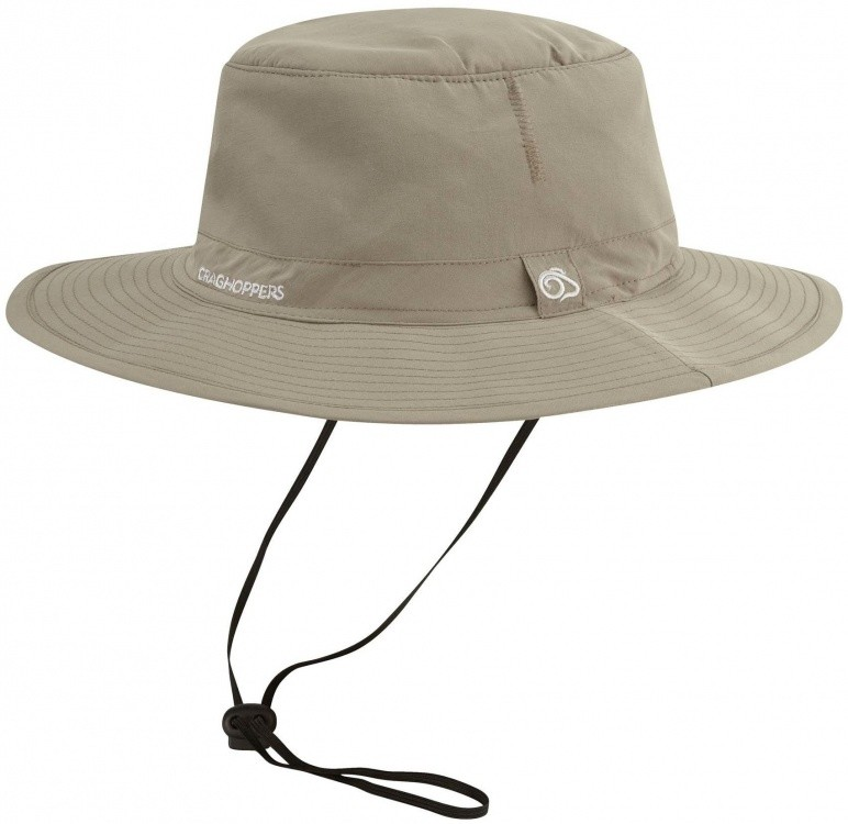 Craghoppers NosiLife Outback Hat Craghoppers NosiLife Outback Hat Farbe / color: pebble ()