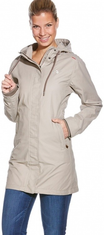 Tatonka Mella Womens Coat Tatonka Mella Womens Coat Farbe / color: macciato ()