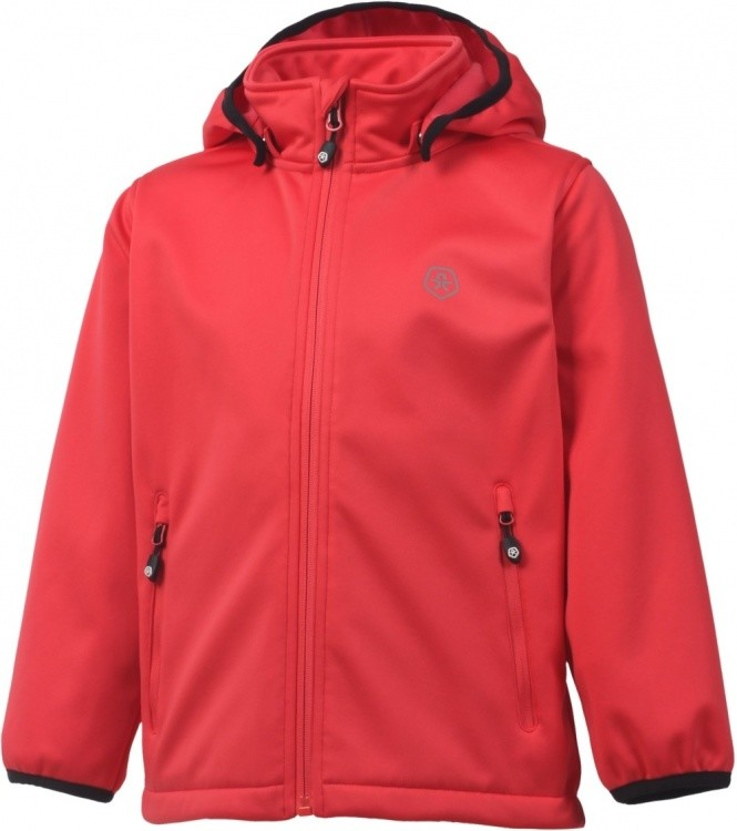 Color Kids Ralado Softshell Color Kids Ralado Softshell Farbe / color: coral red ()