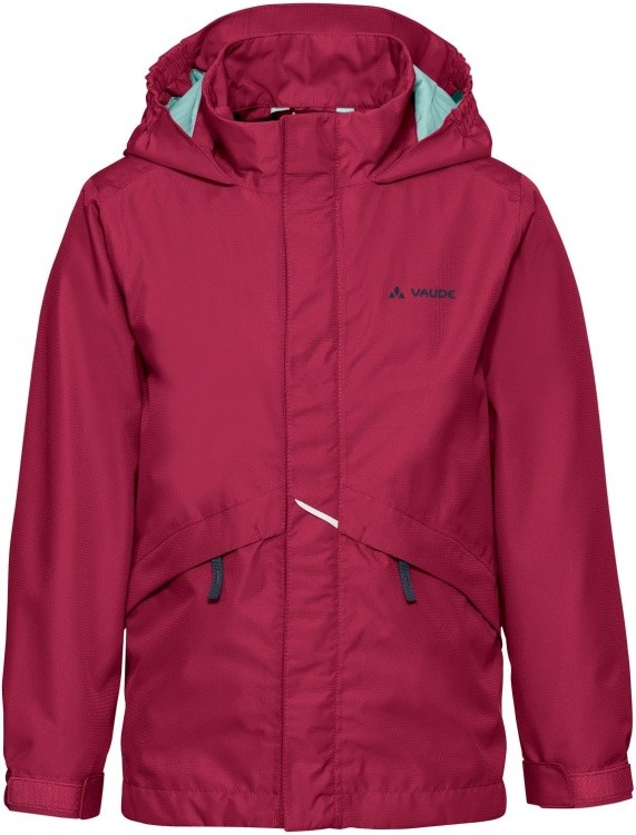 VAUDE Kids Escape Light Jacket III VAUDE Kids Escape Light Jacket III Farbe / color: crimson red ()