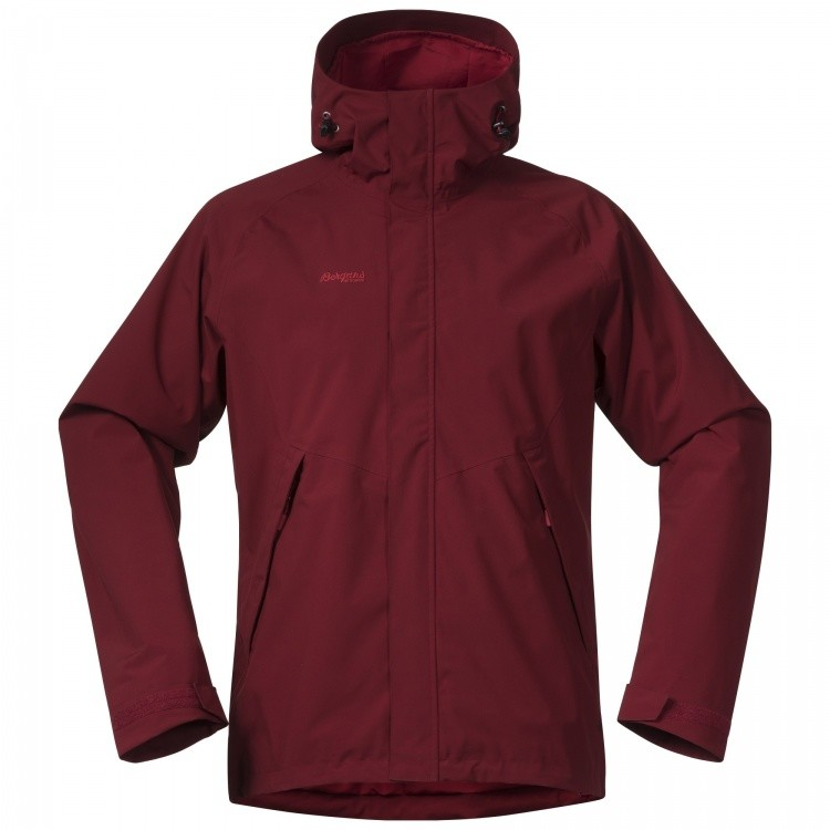 Bergans Ramberg Jacket Bergans Ramberg Jacket Farbe / color: burgundy/red ()