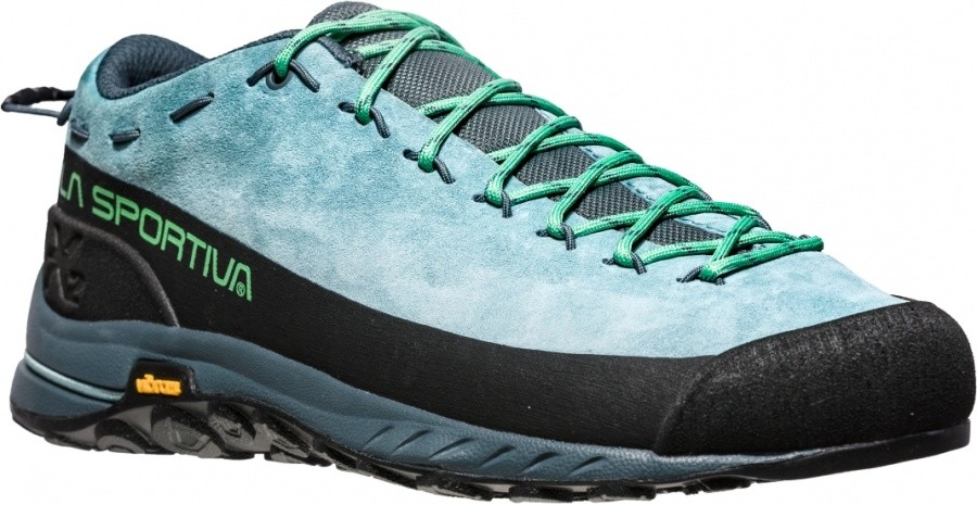 La Sportiva TX2 Leather Women La Sportiva TX2 Leather Women Farbe / color: stone/jade green ()