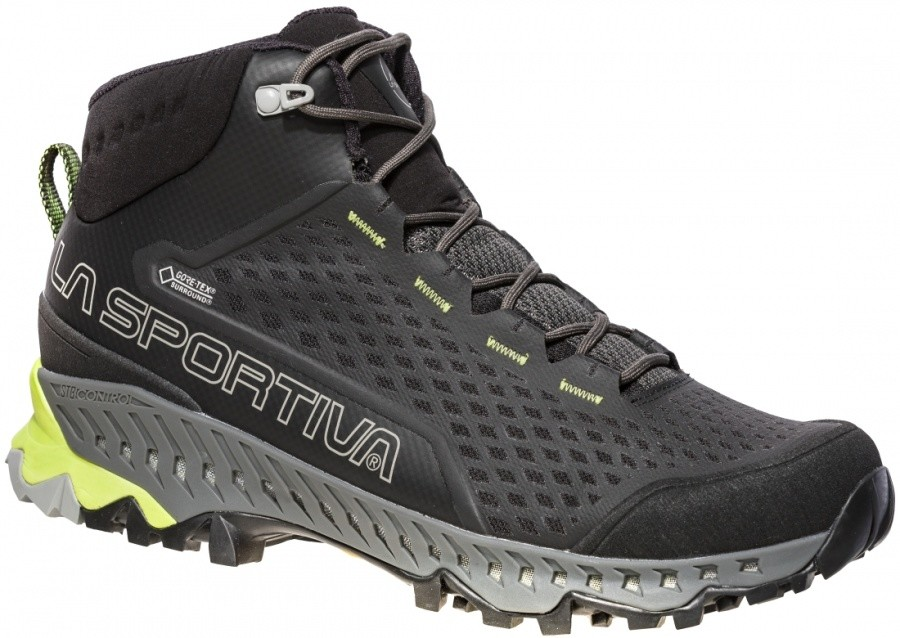 La Sportiva Stream GTX Surround La Sportiva Stream GTX Surround Farbe / color: carbon/apple green ()