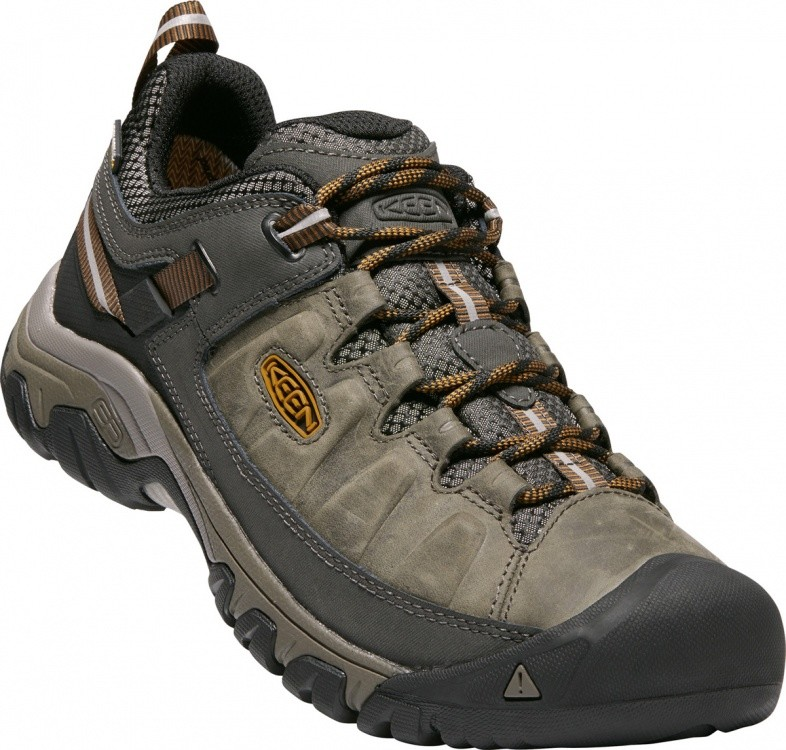 Keen Men Targhee III WP Keen Men Targhee III WP Farbe / color: black olive/golden brown ()
