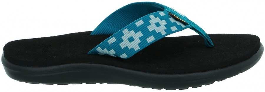 Teva Voya Flip Women Teva Voya Flip Women Farbe / color: mayacheck deep lake ()