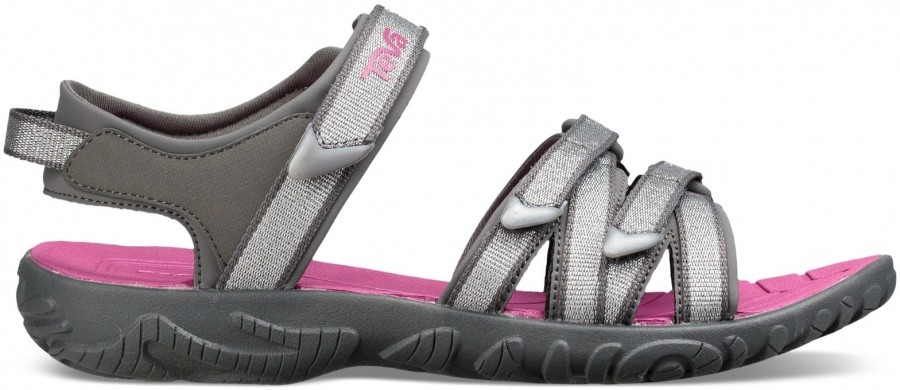 Teva Tirra Girls Teva Tirra Girls Farbe / color: silver/magenta ()