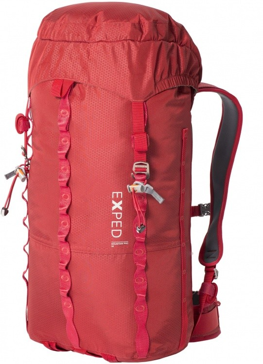Exped Mountain Pro 30 Exped Mountain Pro 30 Farbe / color: ruby red ()