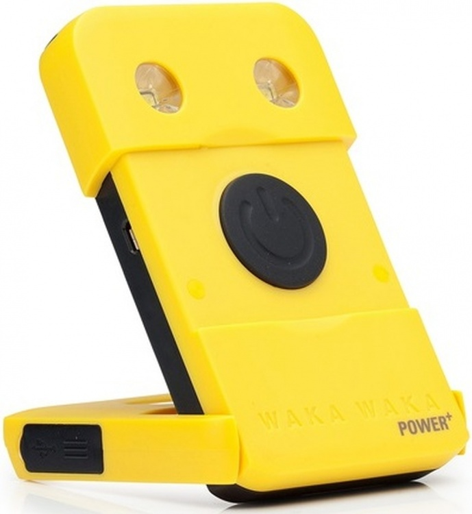 WakaWaka Power+ WakaWaka Power+ Farbe / color: yellow ()